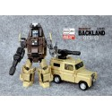 Badcube Old Timer Series OTS-03 Backland