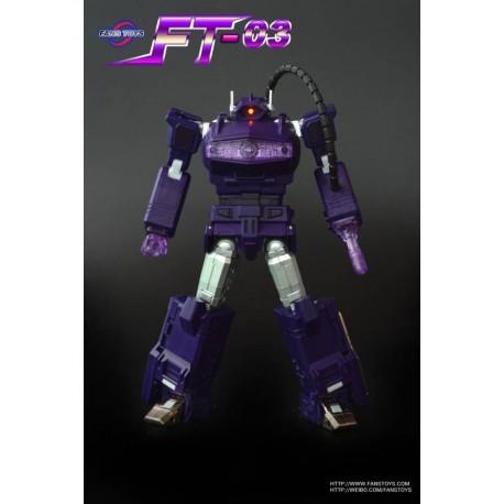 Fans Toys FT-03 Quakewave - Reissue