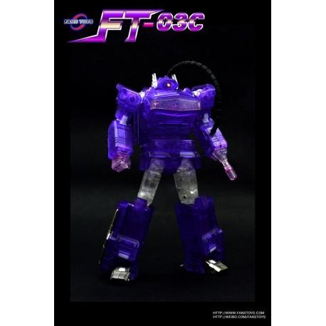 Fans Toys FT-03C Quakewave - Reissue