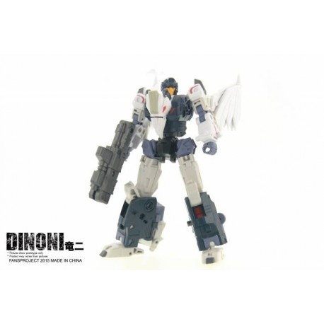 Fansproject Saurus Ryu-Oh Dinoni