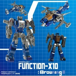 Fansproject Function X-10 Browning II