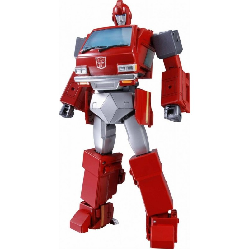 how tall is masterpiece ironhide