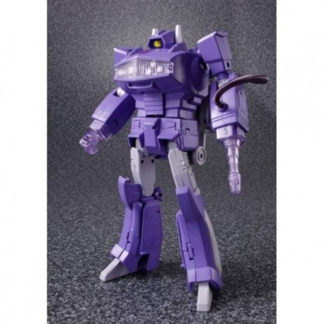 Transformers Masterpiece MP-29 Shockwave/Laserwave