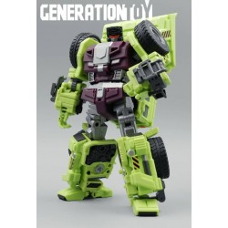 Generation Toy GT-01A Scraper