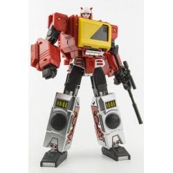 KFC Toys E.A.V.I. METAL 4A Transistor [Not Metallic Paint Ver]
