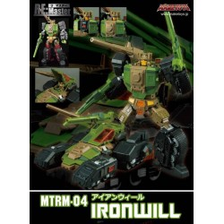 MakeToys MTRM-04 Iron Will