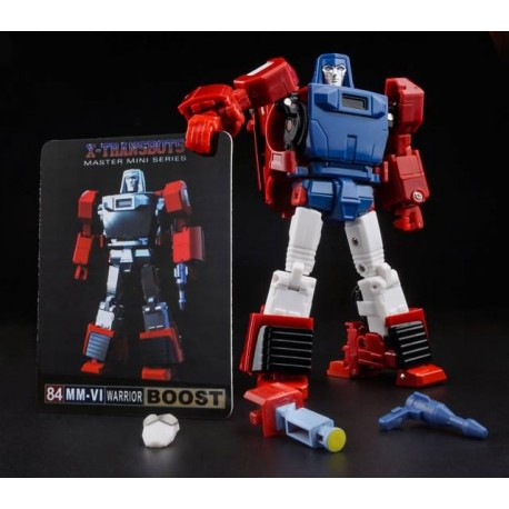 X-Transbots MM-VI Boost
