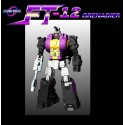 Fans Toys FT-12T Grenadier (purple)