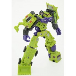 DX9 Toys War in Pocket X07-X12 Hulkie - Set of 6