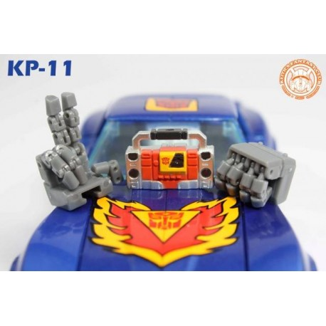 KFC Toys KP-10 Posable Hands for MP-12 Lambor