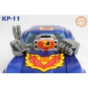 KFC Toys KP-11 Posable Hands for MP-25 Tracks
