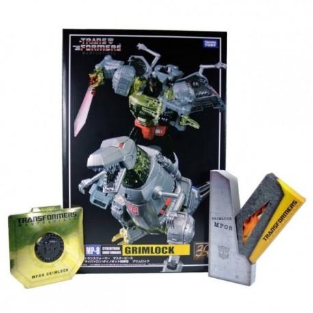Transformers Asia Exclusive Masterpiece MP-08 Grimlock