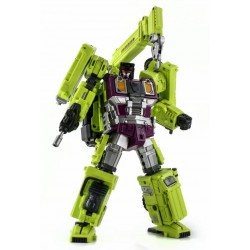 Generation Toy GT-01F Crane w/ GT-01H Megasorry
