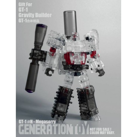 Generation Toy GT-01H Megasorry