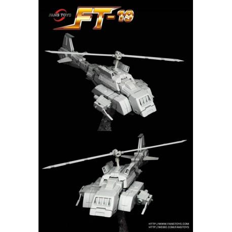[Deposit] Fans Toys FT-19 Apache