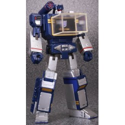 [Balance] Transformers Masterpiece MP-13 Soundwave - Reissue