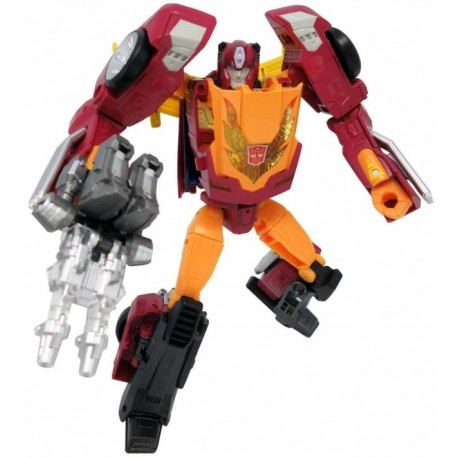 Transformers Legends LG-45 Hot Rod & Firebolt