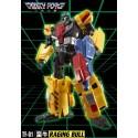 TFC Toys Trinity Force TF-01 Raging Bull