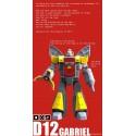 [Deposit] DX9 Toys D12  Gabriel