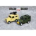 Badcube Old Timer Series OTS 02 03 Brawny & Backland w/ add-on kit
