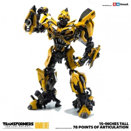 [Deposit] ThreeA Transformers The Last Knight Premium Scale Collectible Series Bumblebee