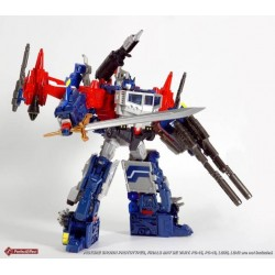 Perfect Effect Perfect Combiner PC-18 Upgrade Kit for God Ginrai