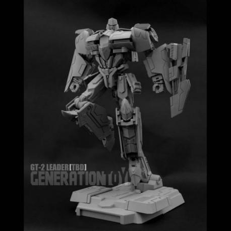 [Balance] Generation Toy GT-02 IDW Leader