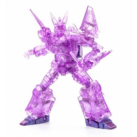 X-Transbots MX-III Eligos - Limited Clear Version