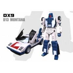 DX9 Toys D13 Montana