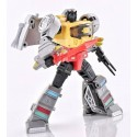 DX9 Toys War in Pocket X22 Rager