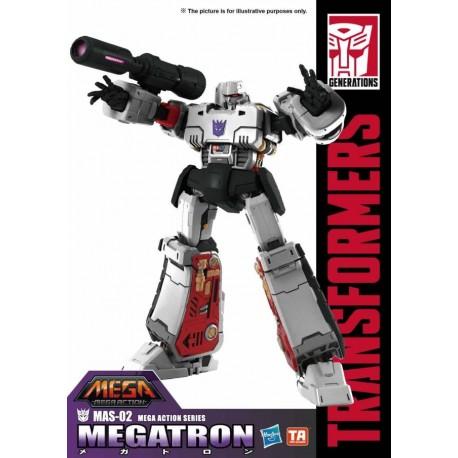 Toys Alliance Mega Action Seriers MAS-02 Megatron