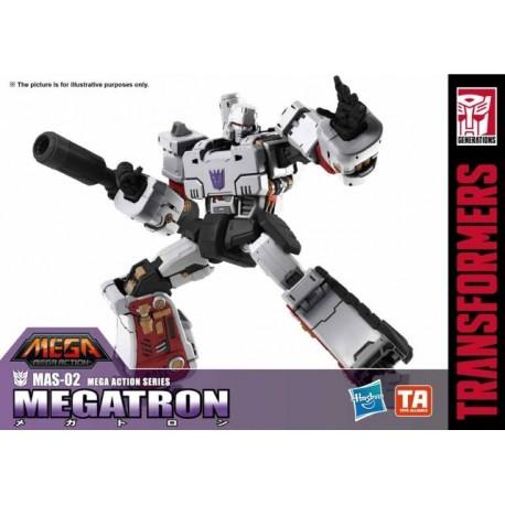 [Deposit] Toys Alliance Mega Action Seriers MAS-02 Megatron