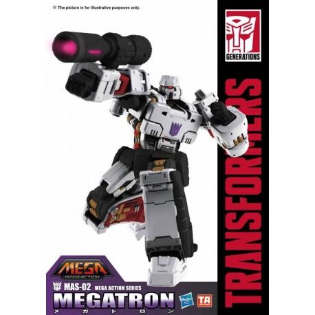 [Balance] Toys Alliance Mega Action Seriers MAS-02 Megatron