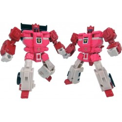 Transformers Legends LG-58 Clone Bot Set - Fastlane & Cloudraker