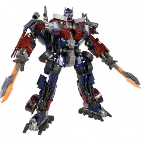 Transformers Movie 10th Anniversary MB-17 Revenge Of The Fallen Optimus Prime