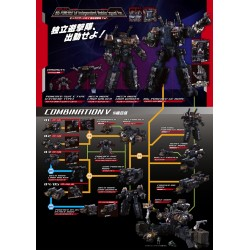 [Deposit] Transformers Diaclone DA-17 Big Powered GV  - I.M.S Ver.