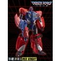 TFC Toys Trinity Force TF-02 Red Knight