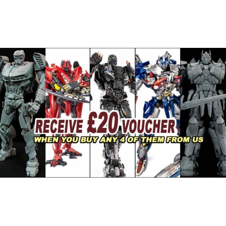 3rd Party Movie Masterpiece Bundle Offer