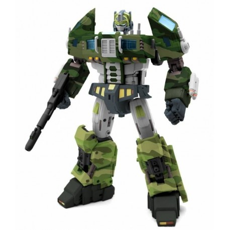 TFC Toys STC-01A Supreme Techtial Commander (Jungle Version)