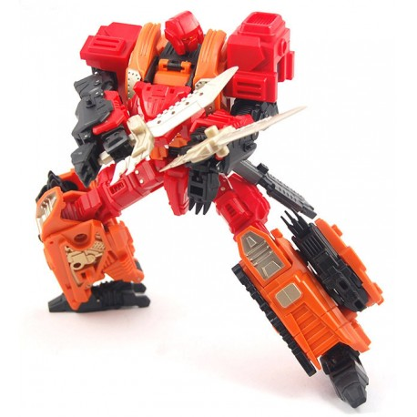 Mastermind Creations Reformatted R-06 Tigris