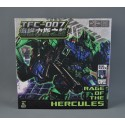 TFC Toys TFC-007 Rage of Hercules Add-on Kit