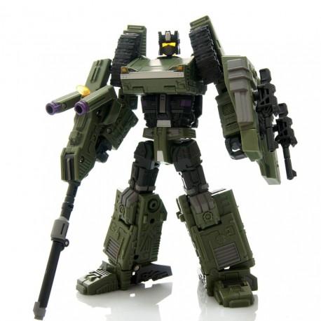 Warbotron WB-01B Heavy Noisy