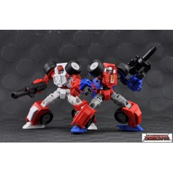 MakeToys Manga Mech MM-01 Trash-Talk & Cogwheel