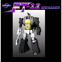 Fans Toys FT-12 Grenadier (grey)