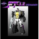 Fans Toys FT-12 Grenadier (grey)