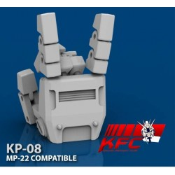 KFC Toys KP-08 Posable Hands for MP-22 Ultra Magnus
