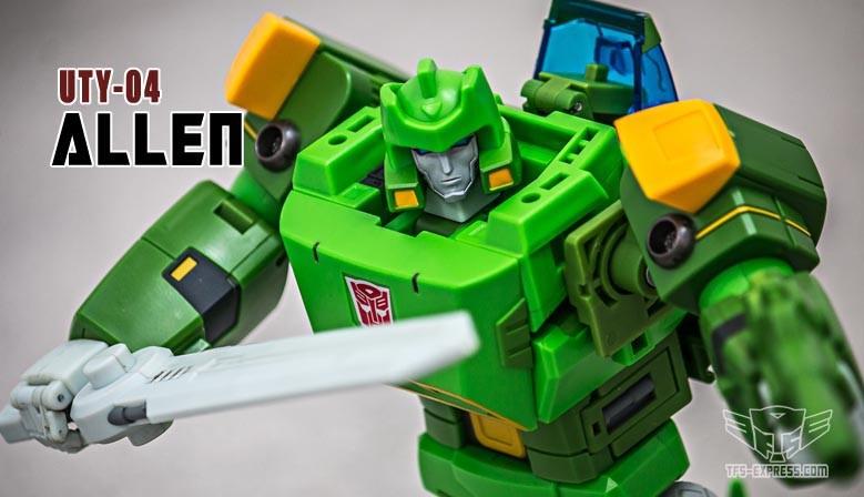 Unique Toys Y-04 Allen